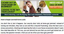 Repair Jammed Home Locks in Orting - Click here to download